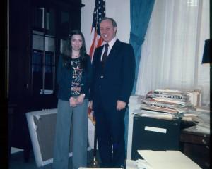 Diana in DC J.Oberstar